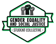 Gender Equality and Social Justice student collective logo