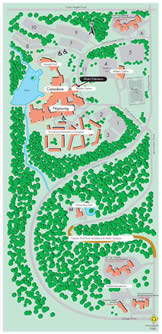 Nipissing Campus Map