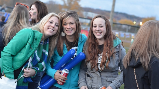 Homecoming 2012 tailgate party