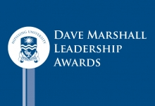 Dave Marshall Leadership Award