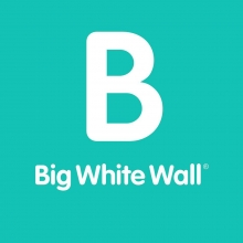 big white wall logo learn more at bigwhitewall.ca